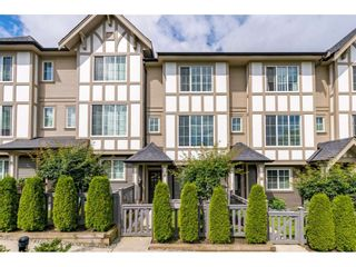 "Photo 1: 105 30989 WESTRIDGE Place in Abbotsford: Abbotsford West Townhouse for sale in ""Brighton"" : MLS®# R2472362"