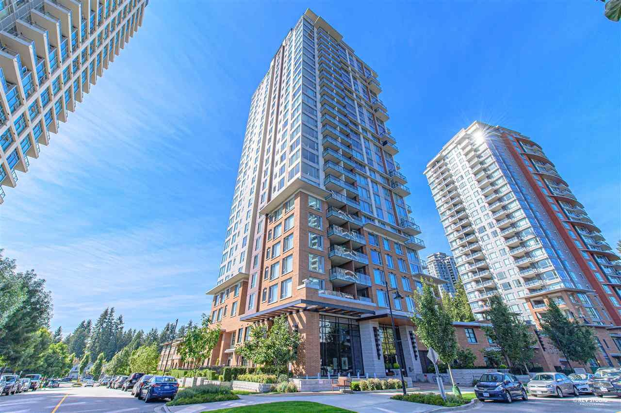 """Main Photo: 803 3100 WINDSOR Gate in Coquitlam: New Horizons Condo for sale in """"THE LLOYD"""" : MLS®# R2588156"""