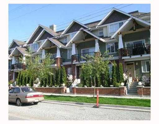"""Main Photo: 204 1567 GRANT Avenue in Port_Coquitlam: Glenwood PQ Townhouse for sale in """"THE GRANT"""" (Port Coquitlam)  : MLS®# V671576"""