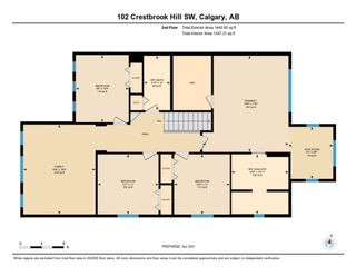 Photo 40: 102 Crestbrook Hill SW in Calgary: Crestmont Detached for sale : MLS®# A1100140
