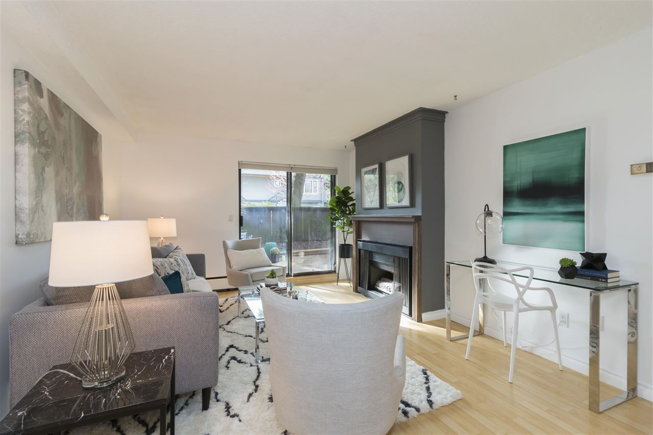Main Photo: 102 1420 E 7TH Avenue in Vancouver: Grandview Woodland Condo for sale (Vancouver East)  : MLS®# R2493178
