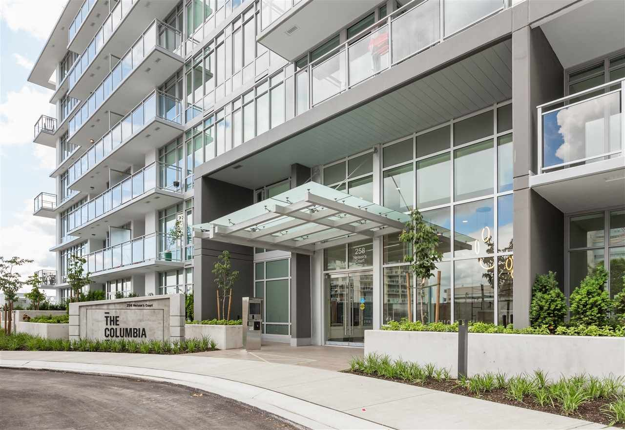 Main Photo: 501 258 NELSON'S COURT in New Westminster: Sapperton Condo for sale : MLS®# R2558072