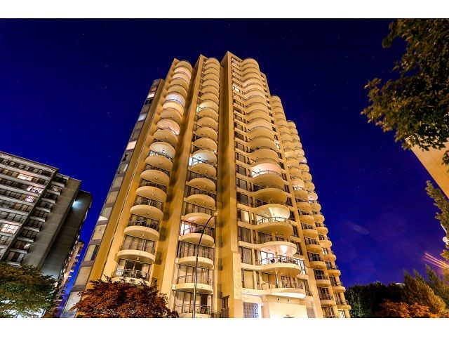 Main Photo: 502 719 PRINCESS STREET in New Westminster: Uptown NW Condo for sale : MLS®# R2031007