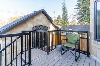 Photo 46: 10654 65 Avenue in Edmonton: Zone 15 House Half Duplex for sale : MLS®# E4266284
