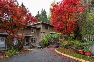 Photo 1: 329A EVERGREEN Drive in Port Moody: College Park PM Townhouse for sale : MLS®# R2120916