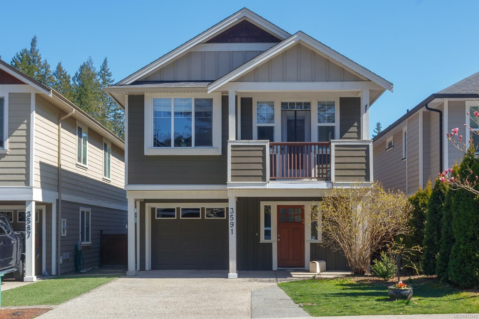 Main Photo: 3591 Vitality Rd in : La Happy Valley House for sale (Langford)  : MLS®# 872270