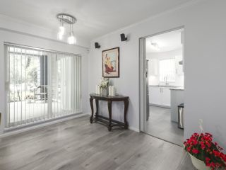 """Photo 4: 108 1200 EASTWOOD Street in Coquitlam: North Coquitlam Condo for sale in """"LAKESIDE TERRACE"""" : MLS®# R2466564"""