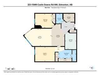 Photo 35: 223 15499 CASTLE_DOWNS Road in Edmonton: Zone 27 Condo for sale : MLS®# E4236024
