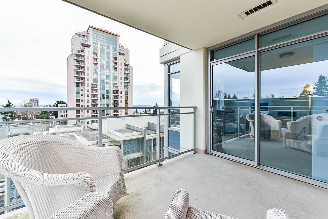 Photo 25: Photos: 701 608 BELMONT STREET in New Westminster: Uptown NW Condo for sale : MLS®# R2522170