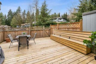 """Photo 25: 887 CUNNINGHAM Lane in Port Moody: North Shore Pt Moody Townhouse for sale in """"WOODSIDE VILLAGE"""" : MLS®# R2555689"""
