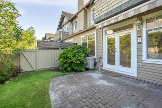 """Photo 14: 23 5650 HAMPTON Place in Vancouver: University VW Townhouse for sale in """"THE SANDRINGHAM"""" (Vancouver West)  : MLS®# R2405141"""