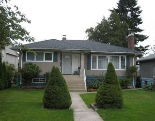 Photo 1: 8390 12th Avenue in Burnaby: East Burnaby House for sale (Burnaby East)  : MLS®# V666435