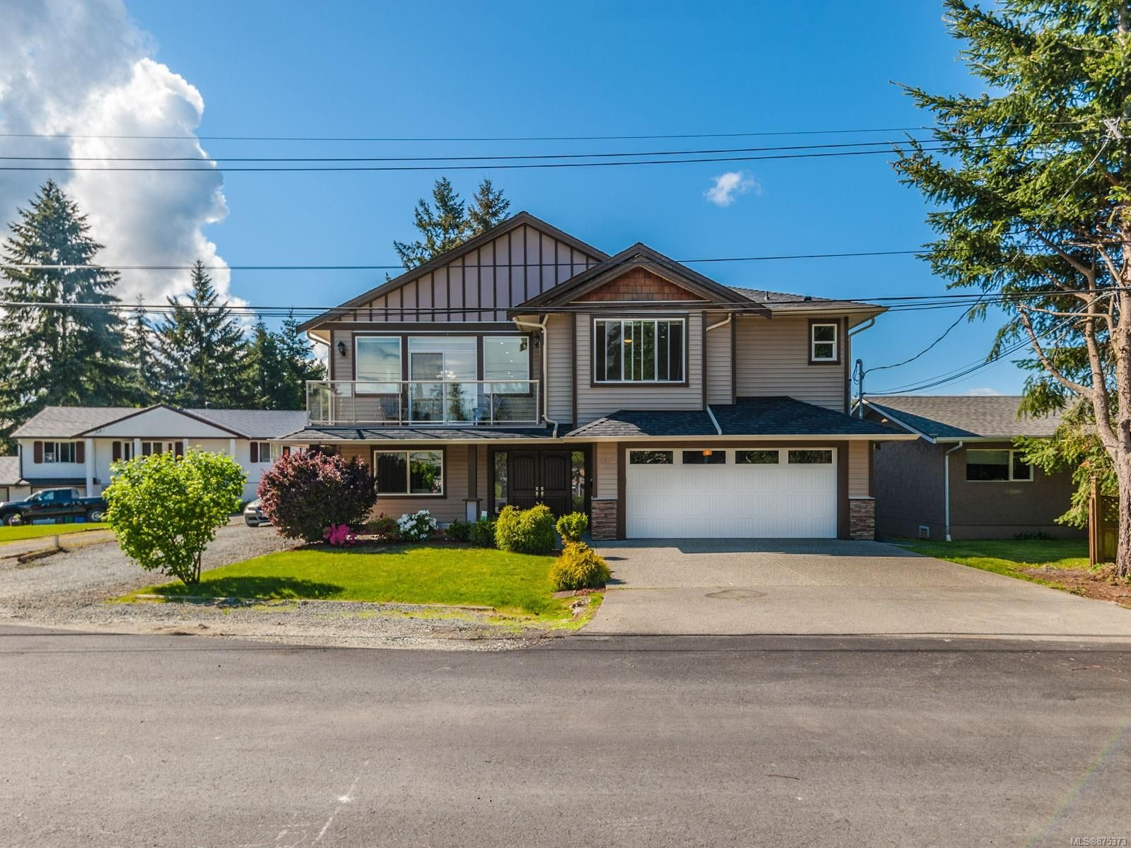 Main Photo: 5512 Fernandez Pl in : Na Pleasant Valley House for sale (Nanaimo)  : MLS®# 875373