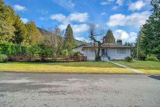 """Photo 2: 4818 SHIRLEY Avenue in North Vancouver: Canyon Heights NV House for sale in """"CANYON HEIGHTS"""" : MLS®# R2536396"""