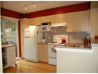 """Photo 3: 51 20540 66TH Avenue in Langley: Willoughby Heights Townhouse for sale in """"Amberleigh"""" : MLS®# F1313909"""