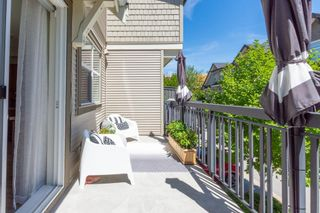 """Photo 14: 728 ORWELL Street in North Vancouver: Lynnmour Townhouse for sale in """"Wedgewood by Polygon"""" : MLS®# R2454255"""