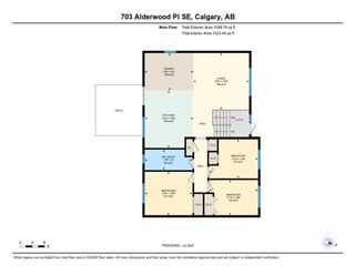 Photo 36: 703 Alderwood Place SE in Calgary: Acadia Detached for sale : MLS®# A1131581