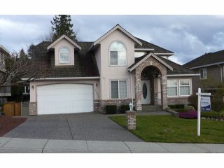 "Photo 1: 2098 ESSEX Drive in Abbotsford: Abbotsford East House for sale in ""Everett Estates"" : MLS®# F1405153"