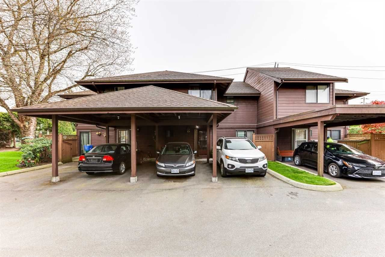 Main Photo: 8503 CITATION Drive in Richmond: Brighouse Townhouse for sale : MLS®# R2576378