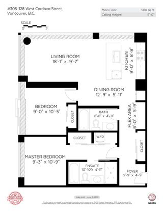 """Photo 39: 305 128 W CORDOVA Street in Vancouver: Downtown VW Condo for sale in """"WODWARDS"""" (Vancouver West)  : MLS®# R2624659"""