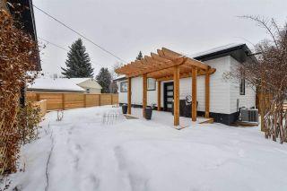 Photo 39: 9244 81 Street NW in Edmonton: Zone 18 House for sale : MLS®# E4226829