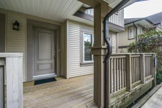 """Photo 3: 26 6238 192 Street in Surrey: Cloverdale BC Townhouse for sale in """"Bakerview Terrace"""" (Cloverdale)  : MLS®# R2248106"""