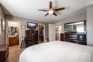 Photo 32: 124 CASTLE Drive in Edmonton: Zone 27 House Half Duplex for sale : MLS®# E4260271