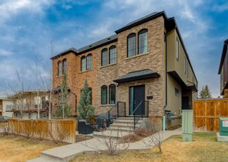 Main Photo: 2 58 34 Avenue SW in Calgary: Erlton Row/Townhouse for sale : MLS®# A1156262
