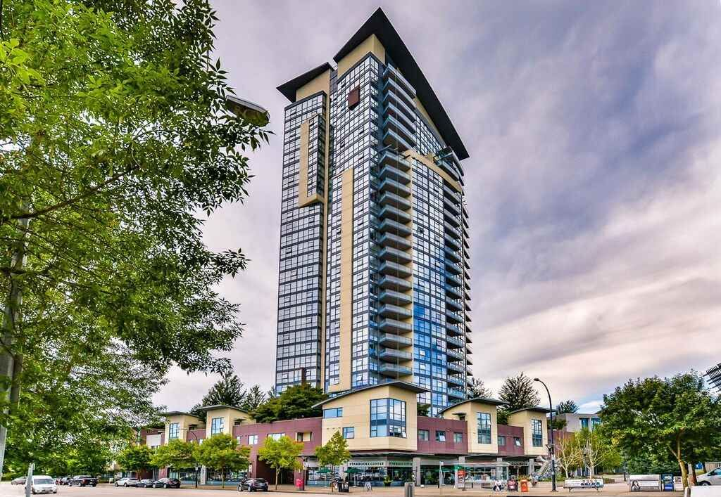 Main Photo: 1005 2225 HOLDOM Avenue in Burnaby: Central BN Condo for sale (Burnaby North)  : MLS®# R2192200