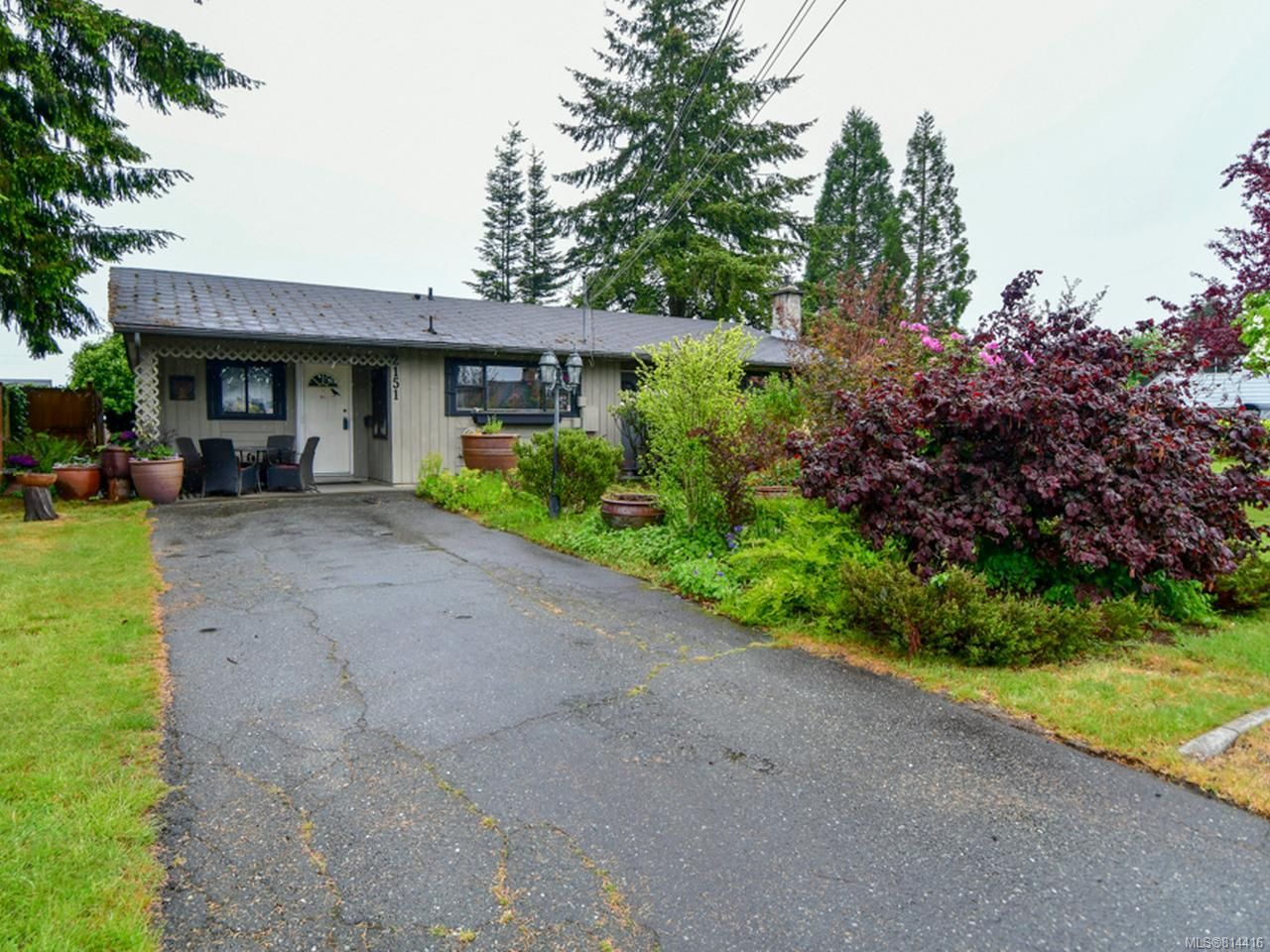 Main Photo: 2151 Arnason Rd in CAMPBELL RIVER: CR Willow Point House for sale (Campbell River)  : MLS®# 814416