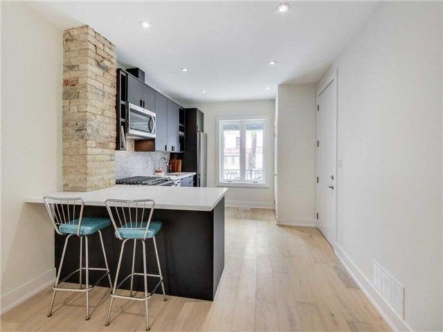 Photo 8: Photos: 601A Pape Avenue in Toronto: South Riverdale House (2 1/2 Storey) for lease (Toronto E01)  : MLS®# E4139003