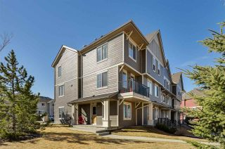 Photo 1: 151 603 WATT Boulevard SW in Edmonton: Zone 53 Townhouse for sale : MLS®# E4240641