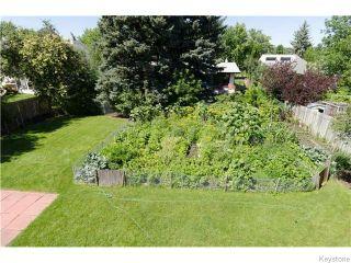 Photo 19: 7 Lancaster Boulevard in Winnipeg: Tuxedo Residential for sale (1E)  : MLS®# 1619970