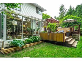 """Photo 38: 21387 87B Avenue in Langley: Walnut Grove House for sale in """"Forest Hills"""" : MLS®# R2585075"""
