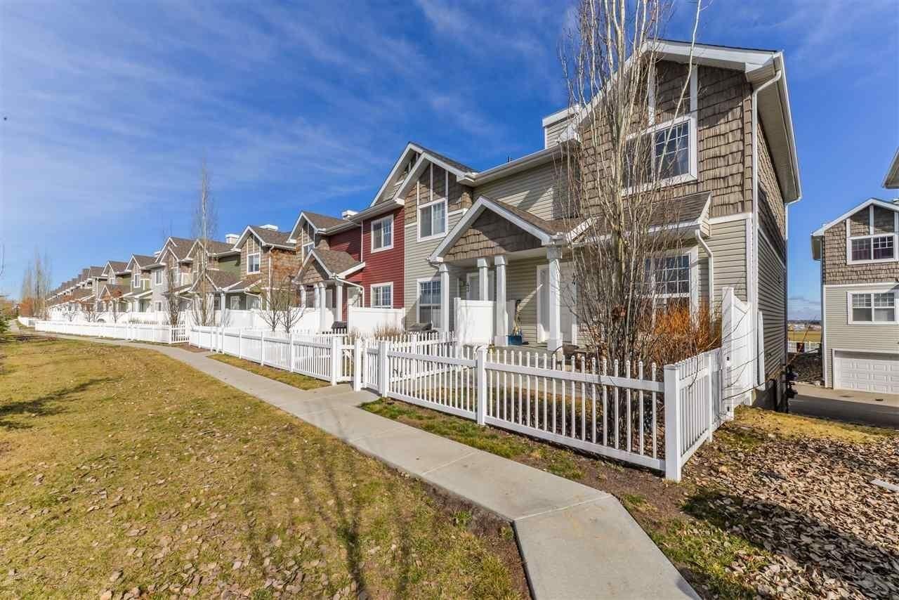 Main Photo: 44 2051 TOWNE CENTRE Boulevard in Edmonton: Zone 14 Townhouse for sale : MLS®# E4247311