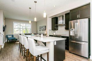 Photo 3: 1309 162 Street in Edmonton: Zone 56 House Half Duplex for sale : MLS®# E4260011