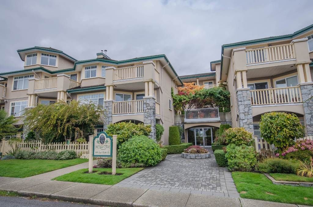 Main Photo: 412 288 East 6th Street in North Vancouver: Condo for sale : MLS®# R2396454