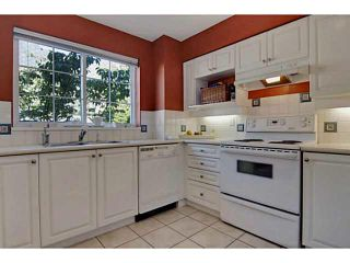 """Photo 3: 84 1561 BOOTH Avenue in Coquitlam: Maillardville Townhouse for sale in """"THE COURCELLES"""" : MLS®# V1087510"""