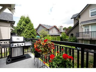 """Photo 10: 752 ORWELL Street in North Vancouver: Lynnmour Townhouse for sale in """"WEDGEWOOD"""" : MLS®# V1016804"""
