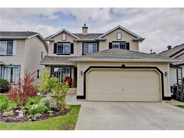 Main Photo: 101 Bridlecreek Park SW in Calgary: Bridlewood House for sale : MLS®# C4063316
