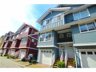 "Photo 18: 63 935 EWEN Avenue in New Westminster: Queensborough Townhouse for sale in ""COOPERS LANDING"" : MLS®# V1114089"