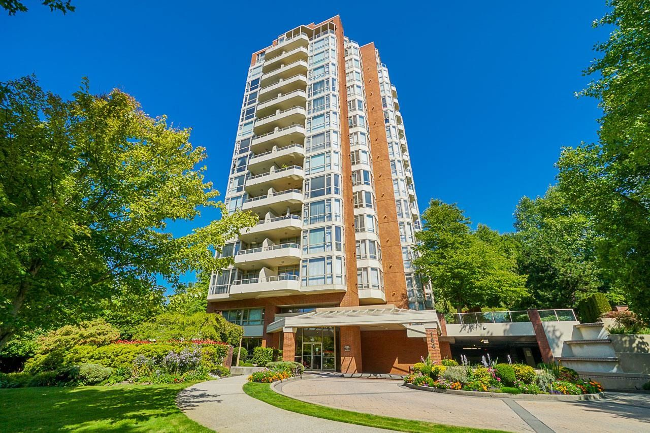 """Main Photo: 503 160 W KEITH Road in North Vancouver: Central Lonsdale Condo for sale in """"VICTORIA PARK PLACE"""" : MLS®# R2615559"""