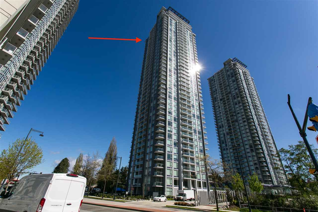 "Main Photo: 4706 13696 100 Avenue in Surrey: Whalley Condo for sale in ""Park Avenue"" (North Surrey)  : MLS®# R2360087"