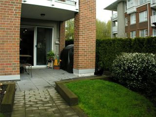 """Photo 12: # 104 4723 DAWSON ST in Burnaby: Brentwood Park Condo for sale in """"COLLAGE"""" (Burnaby North)  : MLS®# V884491"""