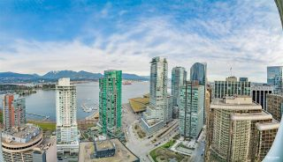 "Photo 2: 3501 1111 W PENDER Street in Vancouver: Coal Harbour Condo for sale in ""THE VANTAGE"" (Vancouver West)  : MLS®# R2544257"