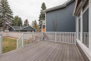 Photo 42: 10445 133 Street in Edmonton: Zone 11 House for sale : MLS®# E4243115