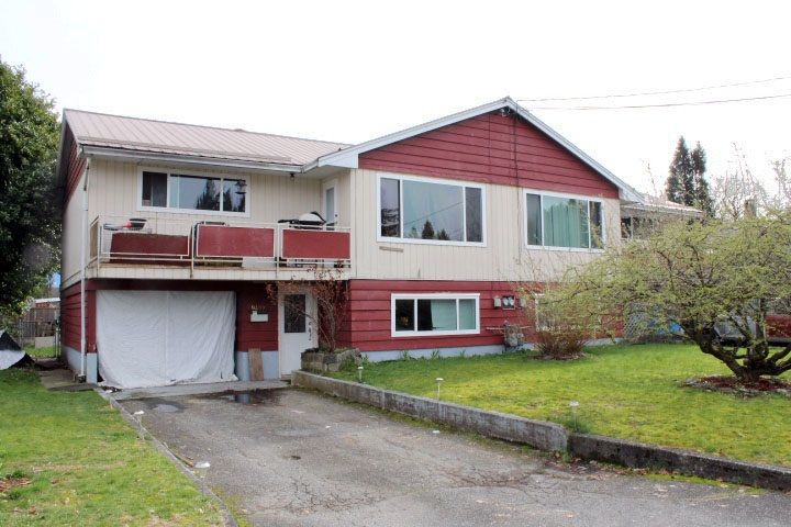 Main Photo: 9420-9422 CARLETON STREET in Chilliwack: Chilliwack E Young-Yale Multifamily for sale : MLS®# R2044553