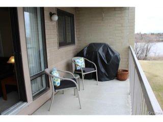 Photo 14: 80 Plaza Drive in WINNIPEG: Fort Garry / Whyte Ridge / St Norbert Condominium for sale (South Winnipeg)  : MLS®# 1409175