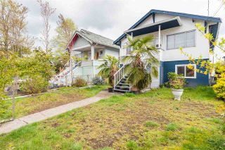 Photo 1: 4020 PRINCE ALBERT STREET in Vancouver: Fraser VE House for sale (Vancouver East)  : MLS®# R2361208