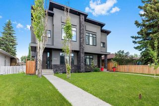Main Photo: 3124 45 Street SW in Calgary: Glenbrook Semi Detached for sale : MLS®# A1110386